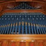 view of organ