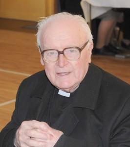 photo of Fr Sean McCarthy, Retired Parish Priest